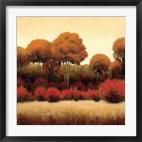 Autumn Forest II Fine-Art Print