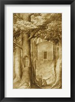 La Verna: The Chapel of the Blessed Giovanni della Verna Fine-Art Print