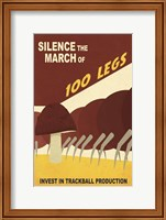 Silence the March Fine-Art Print
