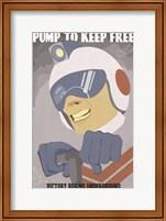 Pump to Keep Free Fine-Art Print