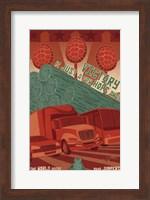 World Needs Hoppers Fine-Art Print