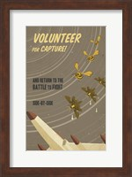 Volunteer for Capture Fine-Art Print