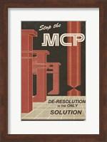 De-Resolution Fine-Art Print