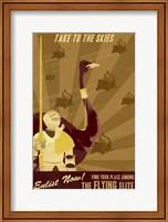 The Flying Elite Fine-Art Print