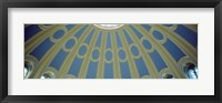 British Museum Ceiling, London, England Fine-Art Print