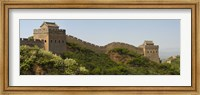 Great Wall of China, Jinshangling, Hebei Province, China Fine-Art Print