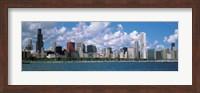 Clouds, Chicago, Illinois, USA Fine-Art Print