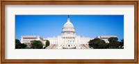 US Capitol, Washington DC, District Of Columbia, USA Fine-Art Print