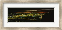 Pittsburgh Buildings at Early Dawn Fine-Art Print