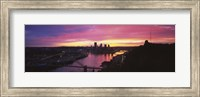 Pittsburgh West End Bridge Sunset Fine-Art Print