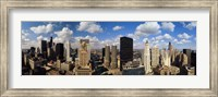 View of Chicago Skyline from Lake Michigan Fine-Art Print
