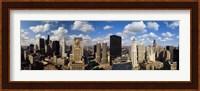View of Chicago Skyline from Lake Michigan Fine-Art Print