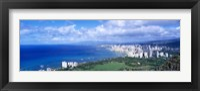 Blue Waters of Waikiki, Hawaii Fine-Art Print