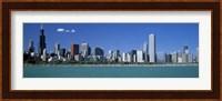 Skyline Chicago IL USA Fine-Art Print