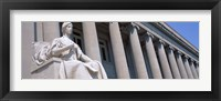Shelby County Courthouse Memphis TN Fine-Art Print