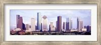 Houston, Texas Skyline Fine-Art Print
