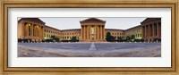 Facade of a museum, Philadelphia Museum Of Art, Philadelphia, Pennsylvania, USA Fine-Art Print