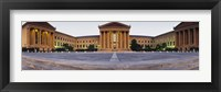 Facade of a museum, Philadelphia Museum Of Art, Philadelphia, Pennsylvania, USA Fine-Art Print