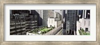Rooftop View Of Rockefeller Center, NYC, New York City, New York State, USA Fine-Art Print