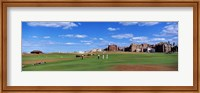 Golf Course, St Andrews, Scotland, United Kingdom Fine-Art Print