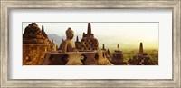 Indonesia, Java, Borobudur Temple Fine-Art Print