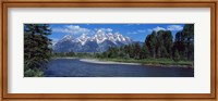 Snake River & Grand Teton WY USA Fine-Art Print