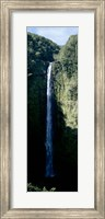 Tall Waterfall Fine-Art Print