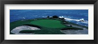 Pebble Beach Golf Course 8th Green Carmel CA Fine-Art Print