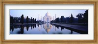 Taj Mahal India Fine-Art Print