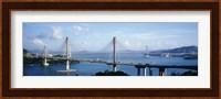 Ting Kaw & Tsing Ma Bridge Hong Kong China Fine-Art Print