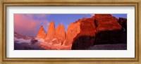 Parque National Torres del Paine Patagonia Chile Fine-Art Print