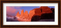 Parque National Torres del Paine Patagonia Chile Fine-Art Print