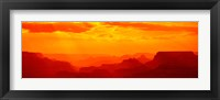 Mesas and Buttes Grand Canyon National Park AZ USA Fine-Art Print