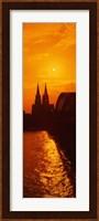 Hohenzollern Bridge, Cologne, Germany Fine-Art Print