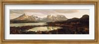 Torres del Paine National Park Chile Fine-Art Print