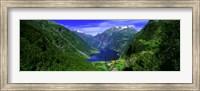 Geirangerfjord, Flydalsjuvet, More Og Romsdal, Norway Fine-Art Print