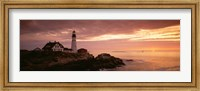 Portland Head Lighthouse, Cape Elizabeth, Maine, USA Fine-Art Print