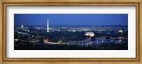 Panoramic view of Washington DC Fine-Art Print
