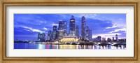 Evening, Singapore Fine-Art Print