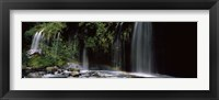 Waterfall near Dunsmuir, California Fine-Art Print