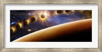 Eclipse of the sun Fine-Art Print