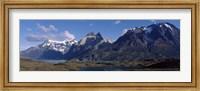 Lake Nordenskjold in Torres Del Paine National Park, Chile Fine-Art Print