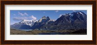 Lake Nordenskjold in Torres Del Paine National Park, Chile Fine-Art Print