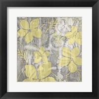 Yellow & Gray II Fine-Art Print