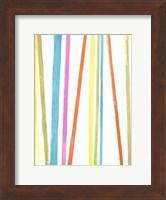 Cabana Stripes I Fine-Art Print