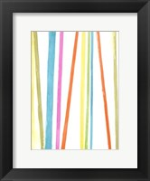 Cabana Stripes I Fine-Art Print
