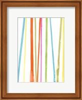 Cabana Stripes II Fine-Art Print