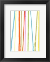 Cabana Stripes II Fine-Art Print