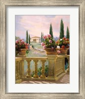 Tuscany Morning Fine-Art Print