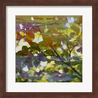 Abstract Leaf Study II Fine-Art Print